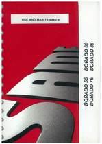 DORADO 56-66-76-86 - Operating and maintenance