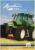 AGROTRON TTV 1130 - 1145 - 1160