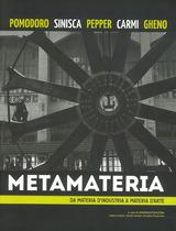 GMGPROGETTOCULTURA, Metamateria. Da materia d'industria a materia d'arte, Roma, Fintecna spa, 2015