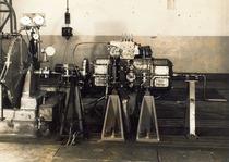 Motore marino A4/90 OTO brevetto Cassani