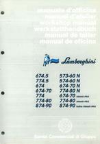 674.5 - 774.5 - 674 - 674.70 - 774 - 774.80 - 874.90 - 573.60 N - Manuel d'Atelier