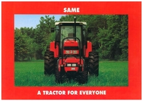 Range Catalogue - A Tractor for eveyone