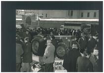 Manifestazione SAME MINITAURO a Cuneo, 17 Febbraio 1969