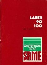 LASER 90 - 100 - Libretto Uso & Manutenzione