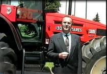 SAME - El tractor mas premiado de Europa