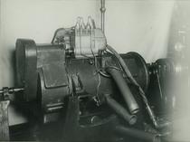 Motore nautico a revolver brevetto Cassani
