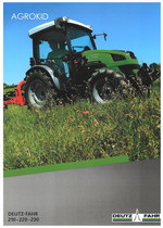 AGROKID 210 - 220 - 230