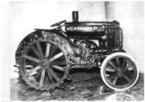 Trattore modello CASSANI 40 HP