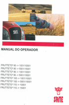 FRUTTETO³ 80 ->1001/10001 - FRUTTETO³ 80 ->5001/15001 - FRUTTETO³ 90 ->1001/10001 - FRUTTETO³ 90 ->5001/15001 - FRUTTETO³ 100 ->1001/10001 - FRUTTETO³ 100 ->5001/15001 - FRUTTETO³ 110 ->10001 - FRUTTETO³ 110 ->15001 - Manual do operador
