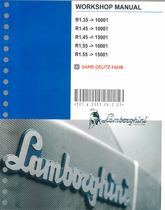 R1.35 -> 10001 - R1.45 -> 10001 - R1.45 -> 15001 - R1.55 -> 10001 - R1.55 -> 15001 - Workshop manual
