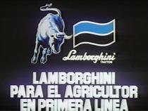 Presentazione del marchio Lamborghini