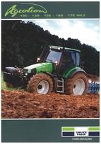AGROTRON MK 3 120 - 135 - 150 - 165 - 175