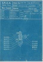 """""""Motore B 8/110 - Gruppo VIII: Pompe iniezione. Commessa 1720"""""""