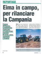 Eima in campo, per rilanciare la Campania