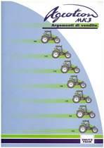 Agrotron MK3 106-110-115-120-135-150-165 - Argomenti di vendita