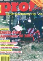 Deutz - Fahr AGROTORN 90 MK3 // Deutz - Fahr AGROTREON 90 MK 3