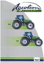 Agrotron 230-260 - Argomenti di vendita