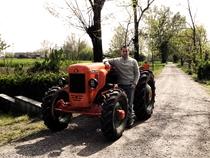 [SAME] trattore DA 30 prima e dopo il restauro