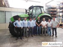 SDF Academy - Corso con tecnici della Gildemeister