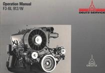 F3-6L 912 W - Operation manual