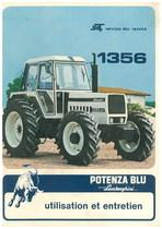 1356 DT - Utilisation et Entretien