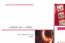 LASER 150 ->10001 - Catalogo de repuestos originales
