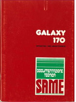 GALAXY 170 - Operating and maintenance
