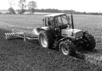 [Deutz-Fahr] trattore AgroPrima 6.16 al lavoro