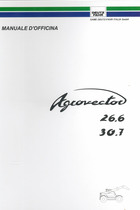 AGROVECTOR 26.6 - AGROVECTOR 30.7 - Manuale d'officina