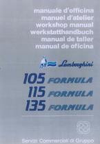 105 - 115 - 135 FORMULA - Werkstatthandbuch