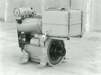 Motore ADIM per uso industriale - 2 cilindri