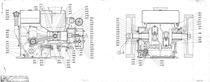 Motore MIDO 1152. Complessivo per pezzi di ricambio - Disegno 1216