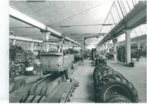 Stabilimento Same - Linea di montaggio Samecar Agricolo