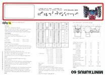 MINITAURUS 60 in lingua araba
