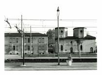 Tatge George - Stazione ferroviaria di Treviglio