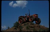 [SAME] trattore Corsaro 70 al lavoro