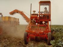 Motore ADIM per scavaraccoglitrice Amac
