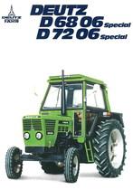 D 6806 SPECIAL - D 7206 SPECIAL
