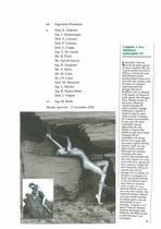 L'argento è vivo, calendario Lamborghini '03
