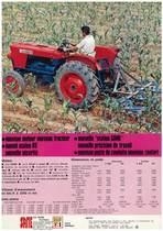 MINITAURO le tracteur familial à tout faire
