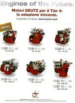 Motori Deutz per il Tier 4: la soluzione vincente.