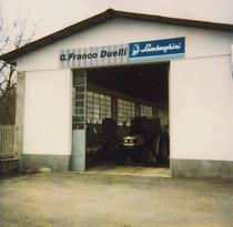 "Concessionario Lamborghini ""G. Franco Duelli"""