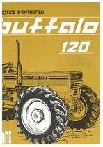 BUFFALO 120 - Utilisation et entretien