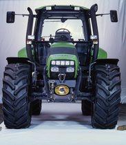 [Deutz-Fahr] trattore Agrotron 165 in studio fotografico