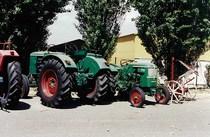 [Deutz] trattori F1L 414 e F3L 514