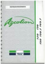 AGROTRON 120-130-150-150.7-165.7 - Bruger-og vedligeholdelsesvejledning