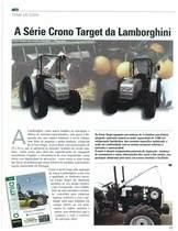 A Série Crono Target da Lamborghini