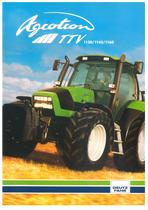 AGROTRON TTV 1130/1145/1160