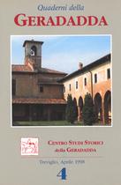 Quaderni della Geradadda - Centro Studi Storici della Geradadda - Volume 4, Banca di Credito Cooperativo di Treviglio e della Geradadda, 1998