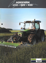 AGROFARM 410 - 420 - 430